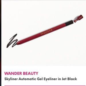 Wander Beauty Skyliner Gel Eyeliner in Jet Black